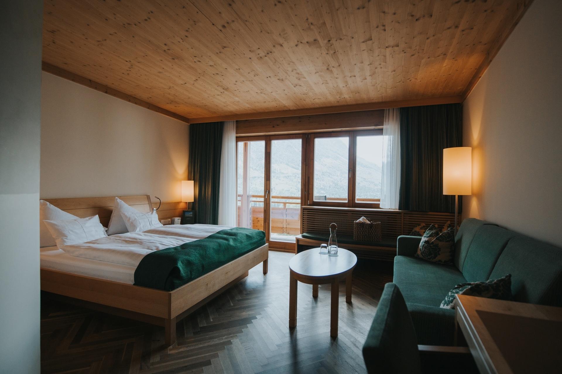 Doppelzimmer Dachstein