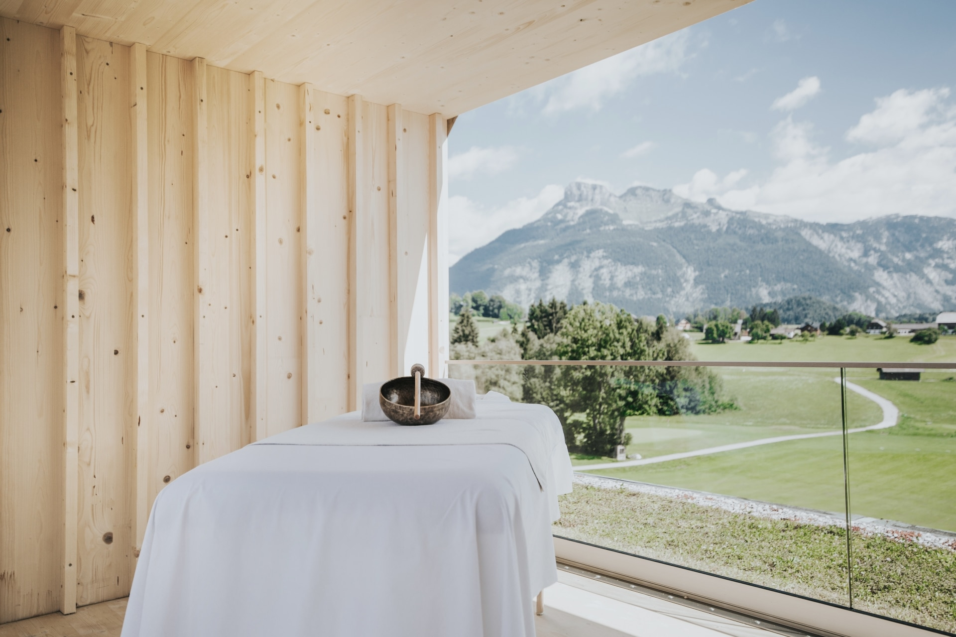 Wellness und Spa in der Wasnerin