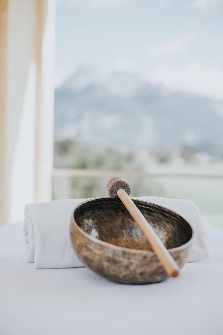 Massagen und Tiefenentspannung im Nabel.das Spa