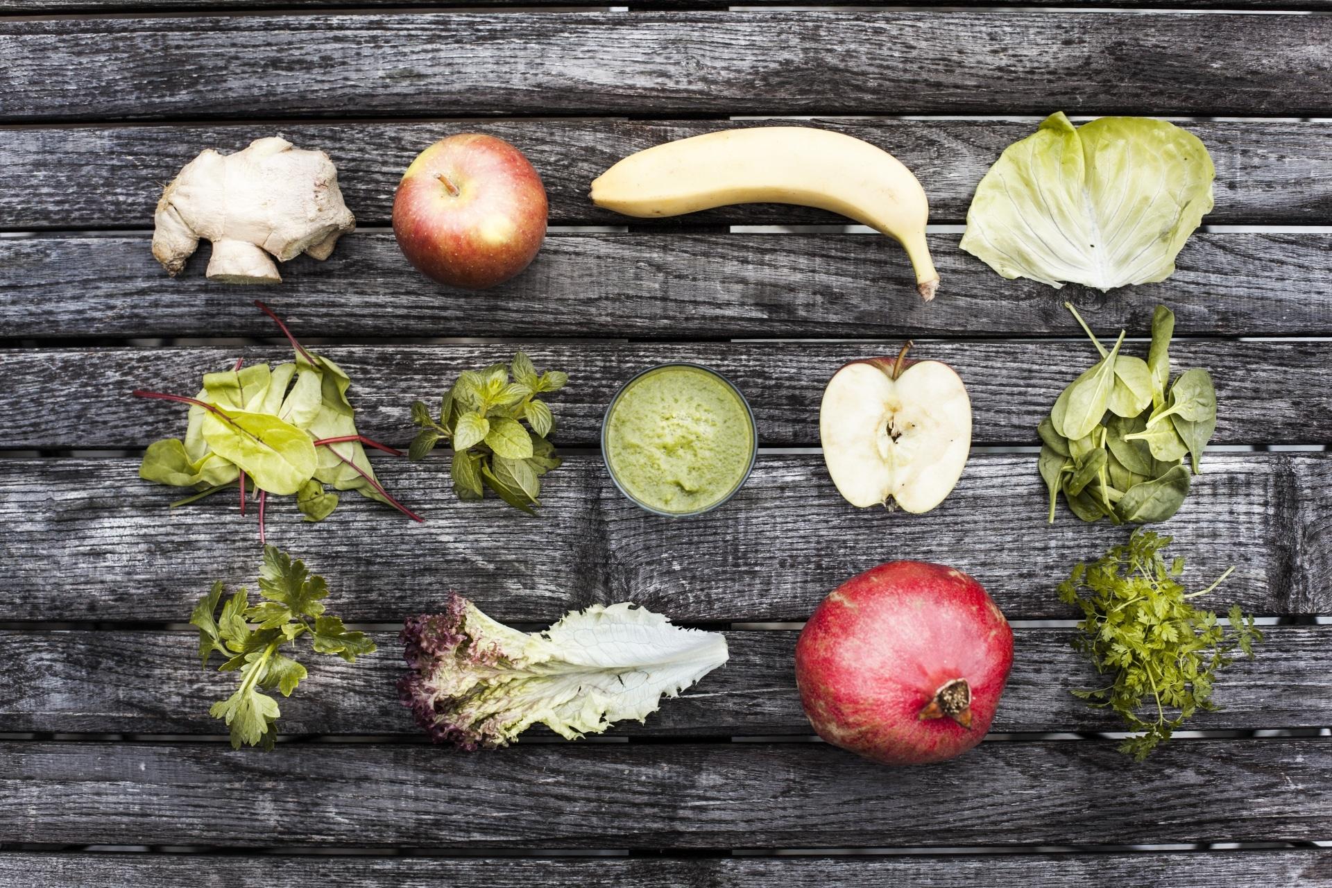 Obst und Gemüse - Gesunde Ernährung in Bad Aussee