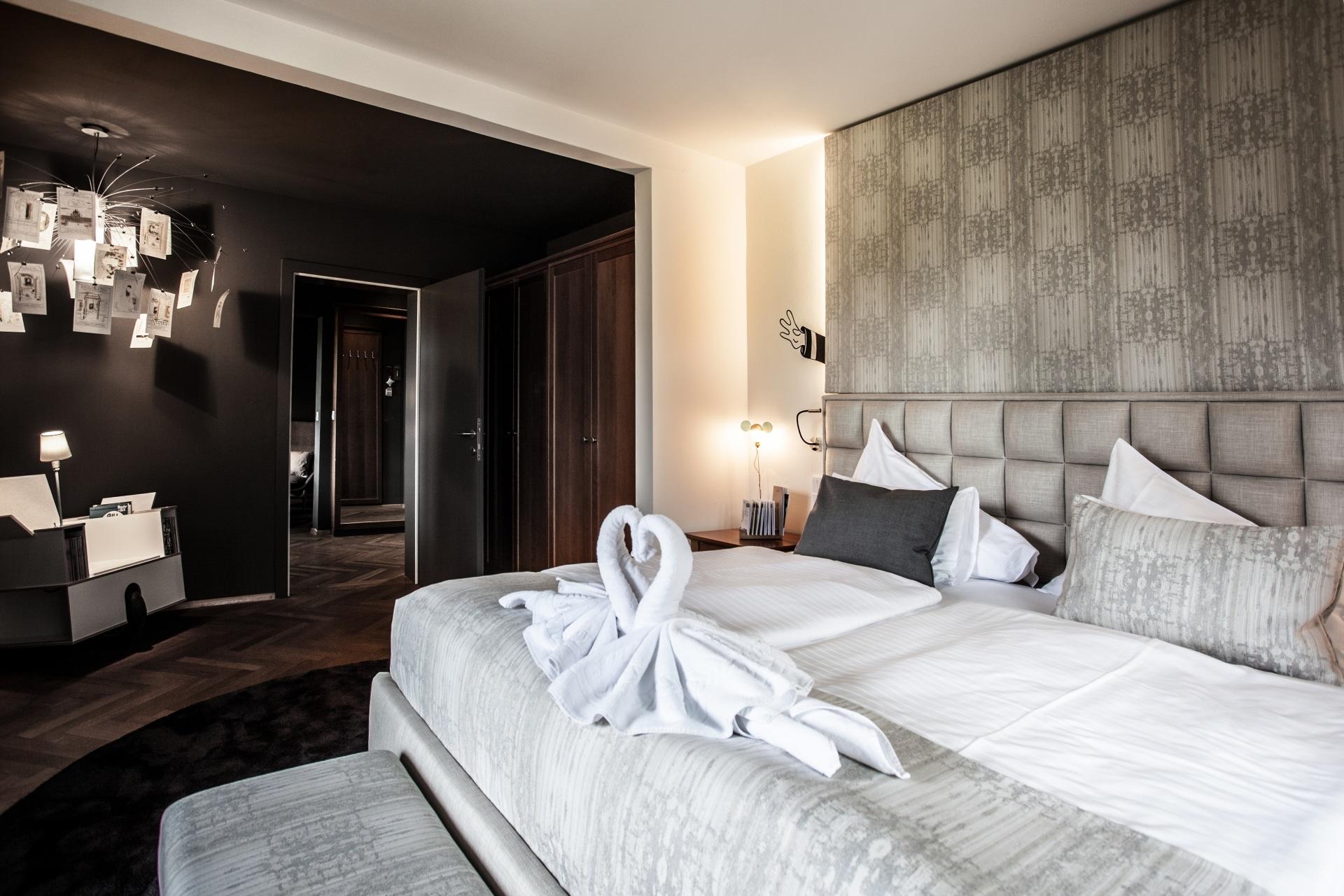 Seufzer Suite im Hotel die Wasnerin