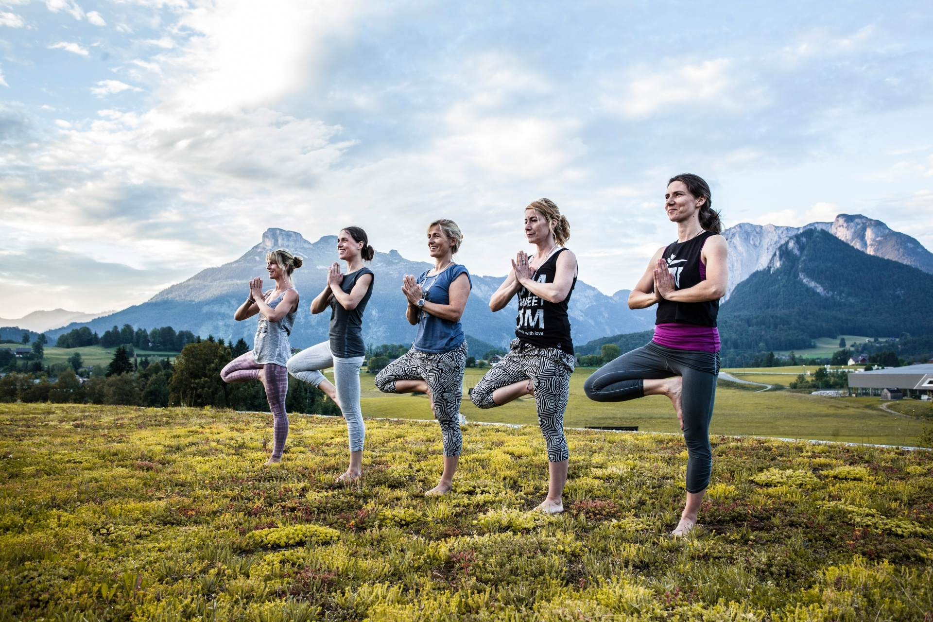 Yoga in Bad Aussee