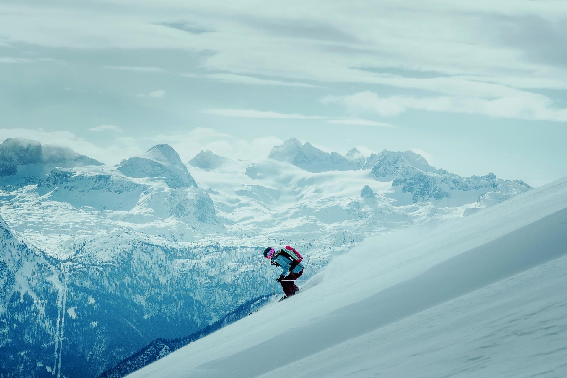 Skiurlaub in der Wasnerin