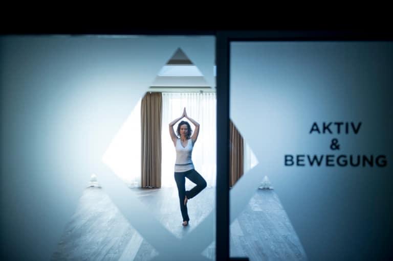 Yoga Hotel die Wasnerin