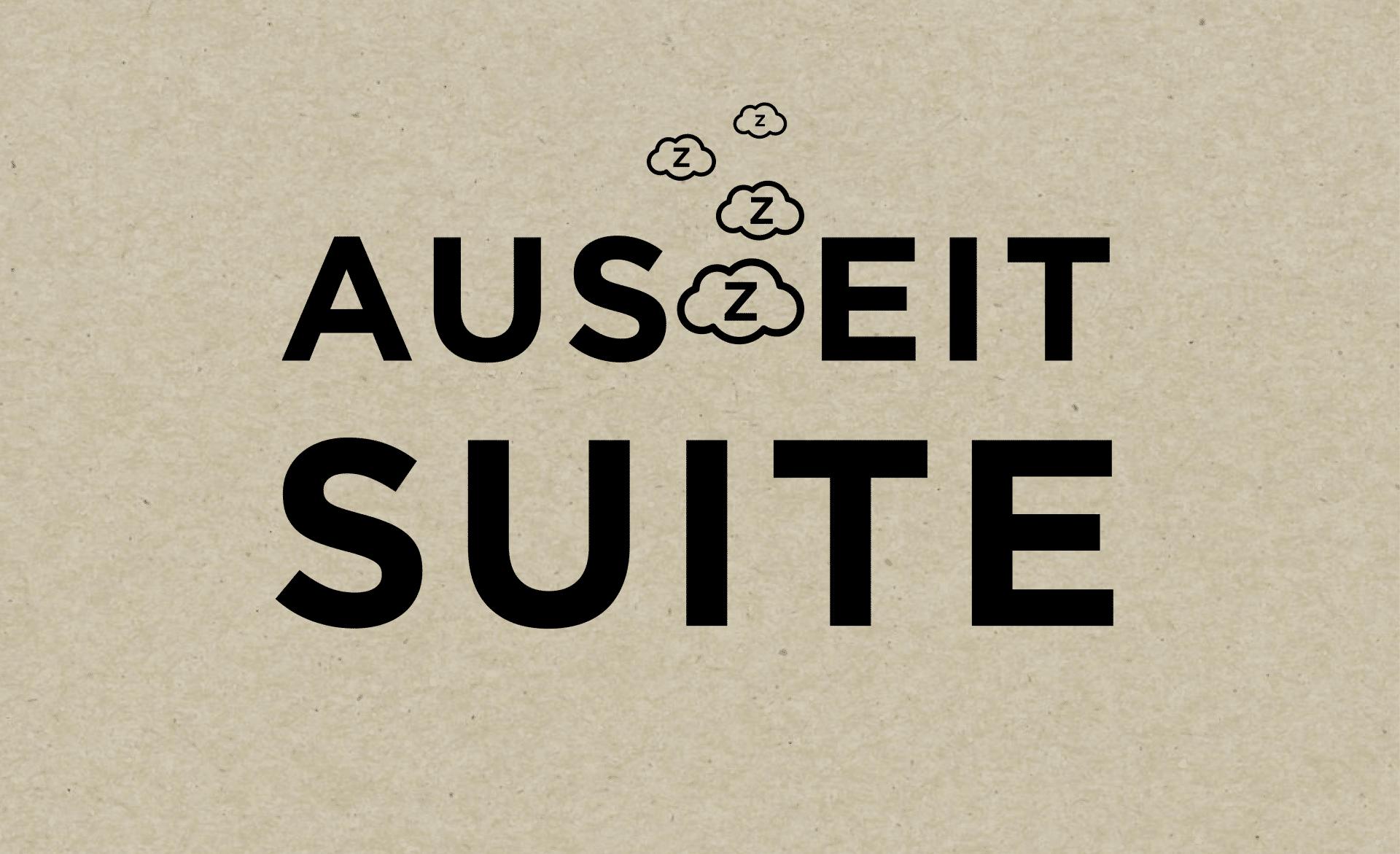 Logo Auszeit Suite in der Wasnerin