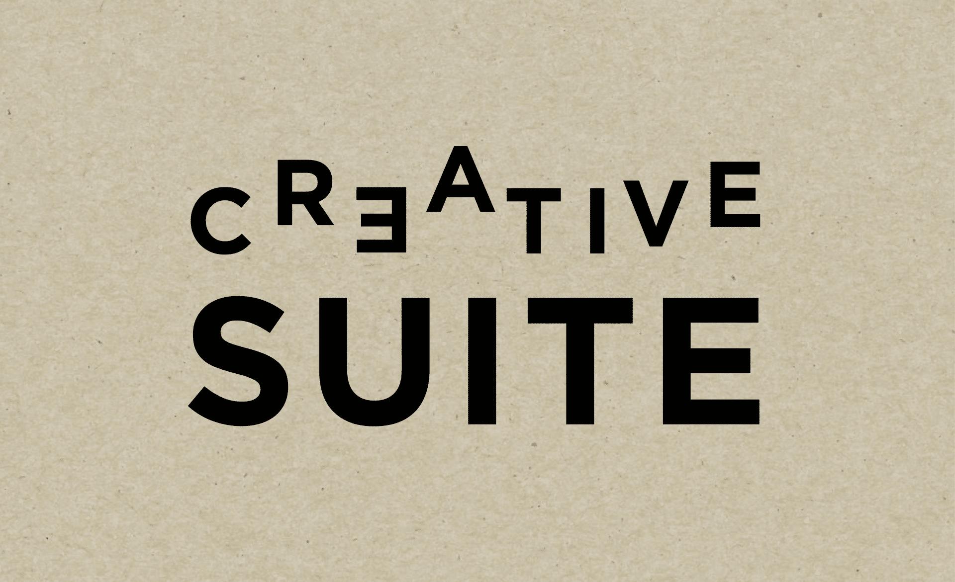Logo Creative Suite in der wasnerin