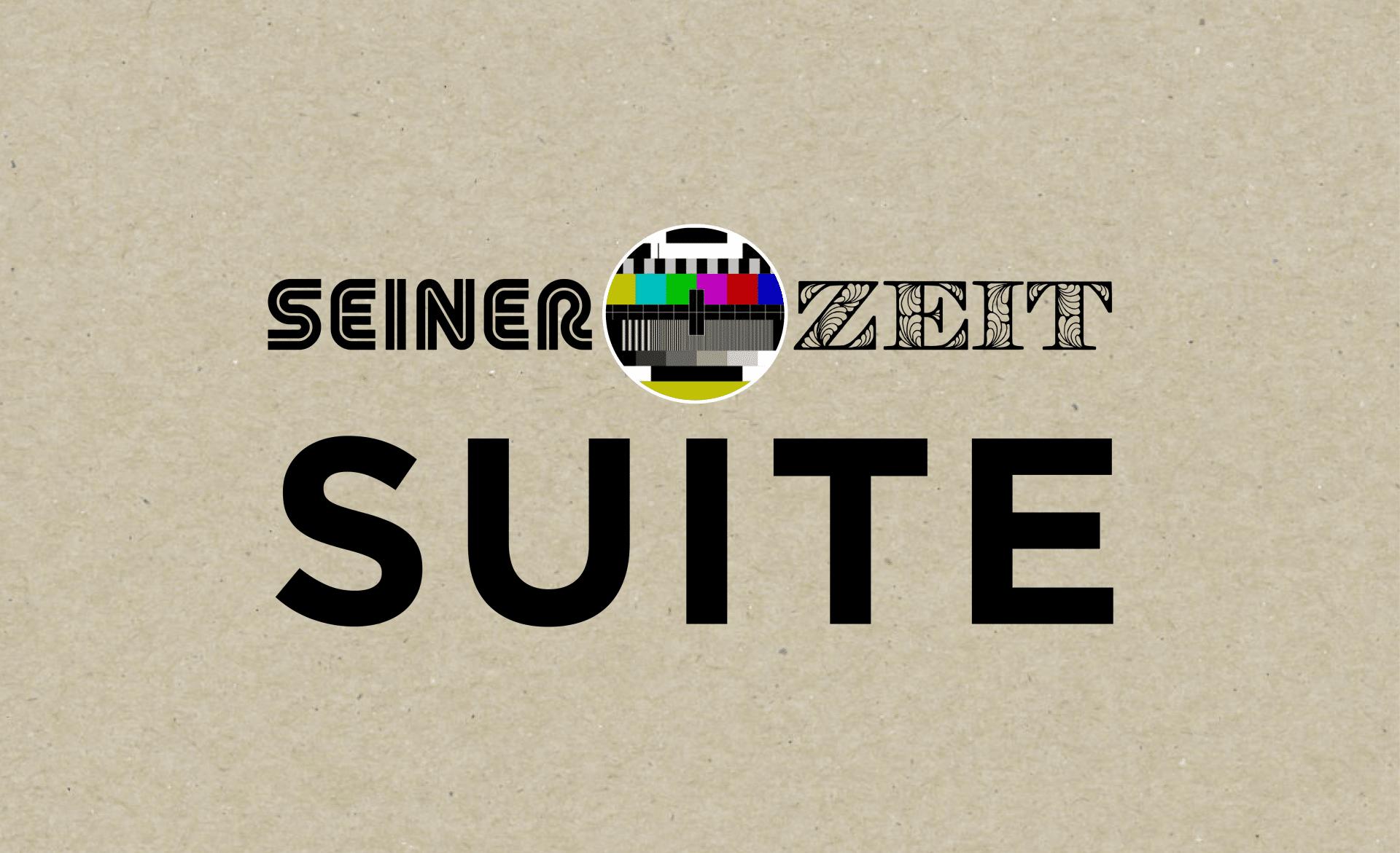 Logo Seinerzeit Suite in der Wasnerin