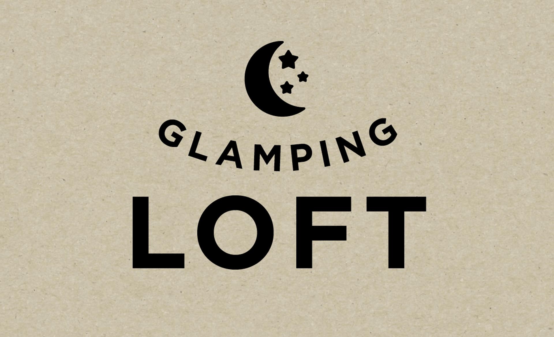 Logo Glamping Loft in der Wasnerin