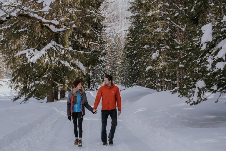 Winterwandern im Ausseerland - WASNERIN